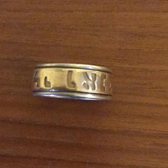 6f2b0f700df7e James Avery retired Song of Solomon ring